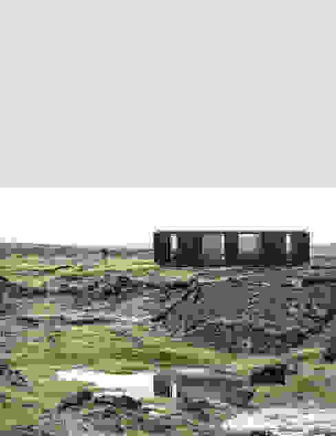Render4tomorrow Minimalistische huizen