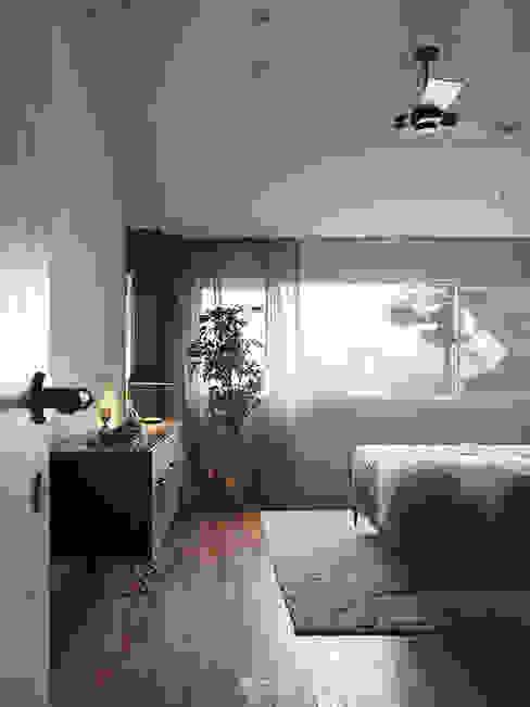 Simple Life 權釋設計 臥室 Green