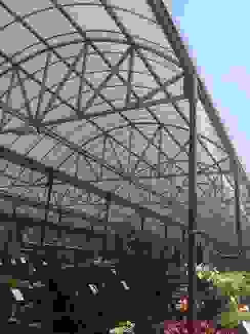 Innova Dome Tetto Plastica Marrone
