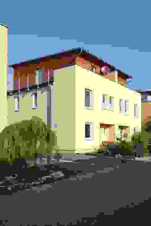 Mehrfamilienhaus Berlin Cedral Deutschland Mehrfamilienhaus Orange