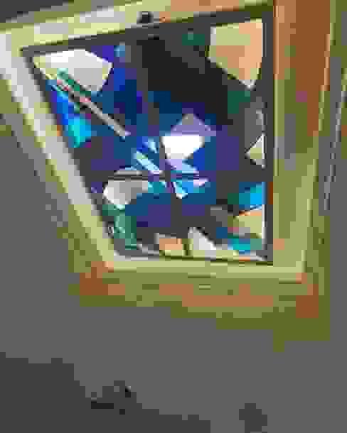 Vitral para plafond con luz artificial de MKVidrio Moderno Vidrio
