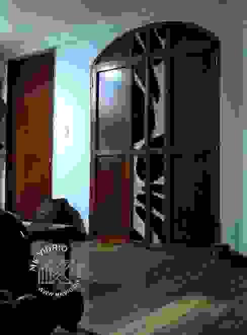 Puertas mueble Salas multimedia clásicas de MKVidrio Clásico Vidrio