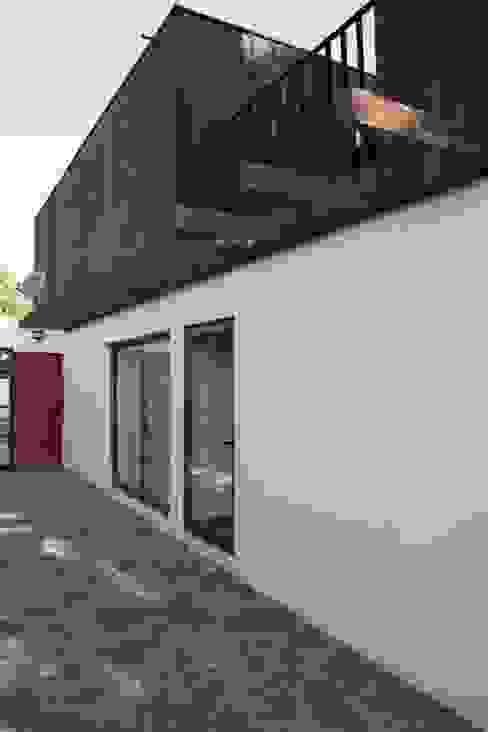 Casa BR de TRAMA ARQUITECTOS Minimalista