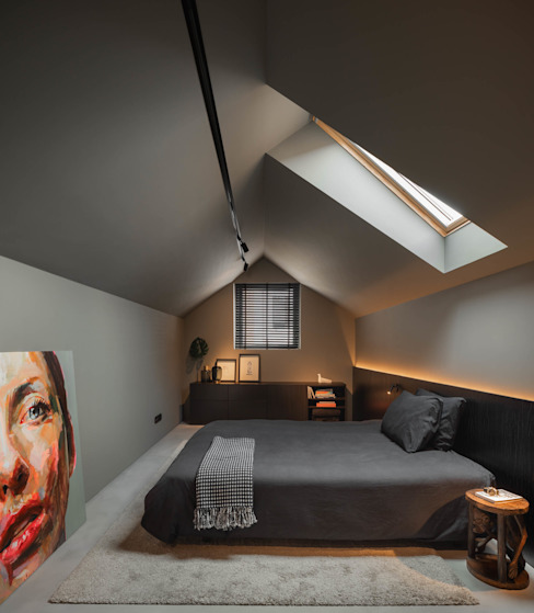 PAULO MARTINS ARQ&DESIGN Quartos minimalistas