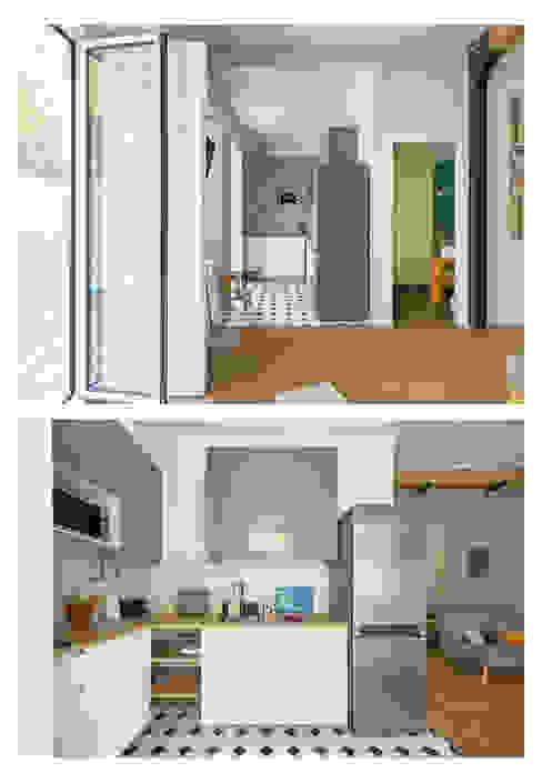 Cozinha Final por CSR Moderno