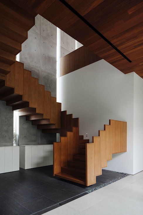 Sunset House ming architects Stairs