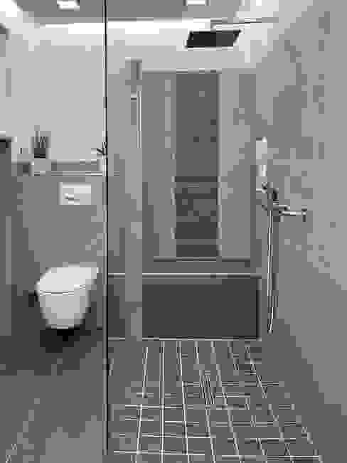 Foto Badsanierung Moderne Badezimmer von Daniela Freygang INTERIOR DESIGN Modern