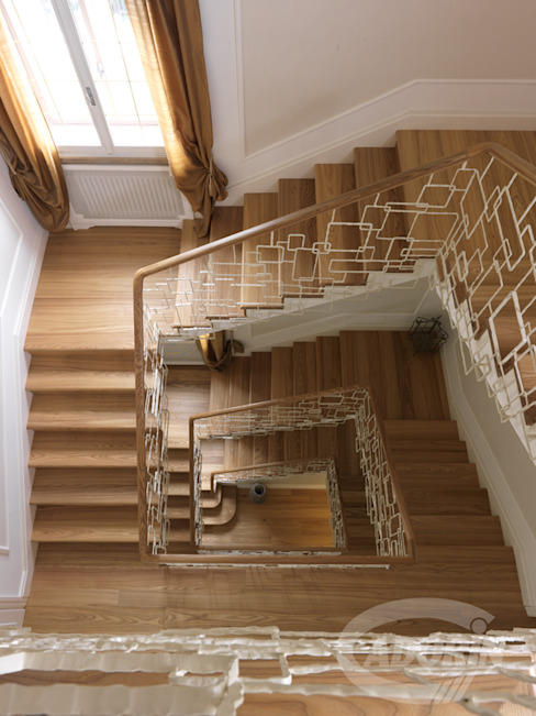 Elm Oiled by Cadorin Group Srl - Italian craftsmanship Wood flooring and Coverings Modern