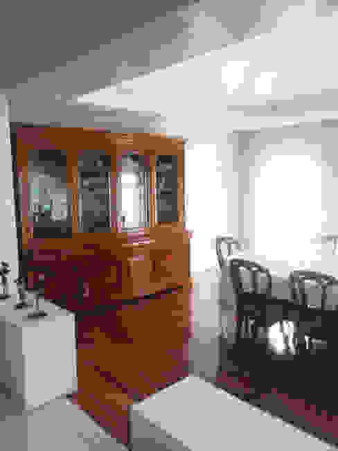 Arquitectura Progresiva Modern dining room