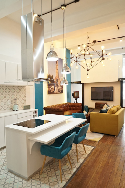 eclectic  by OHANA STUDIO, Eclectic