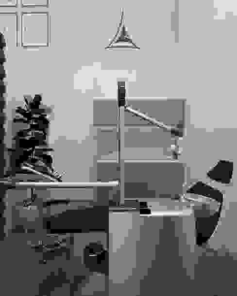 CLÍNICA 04 Estudios y despachos modernos de Element Arquitectos Moderno