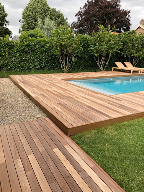 Exterpark Floors Solid Wood
