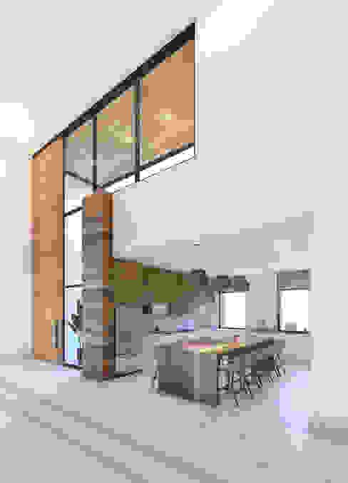 Cocina Cocinas modernas de Merarki Arquitectos Moderno