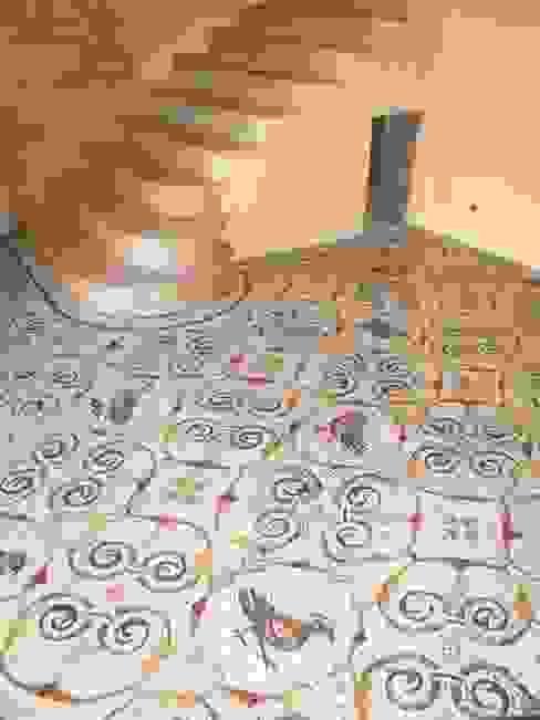 La Musa Mosaici Floors Metal