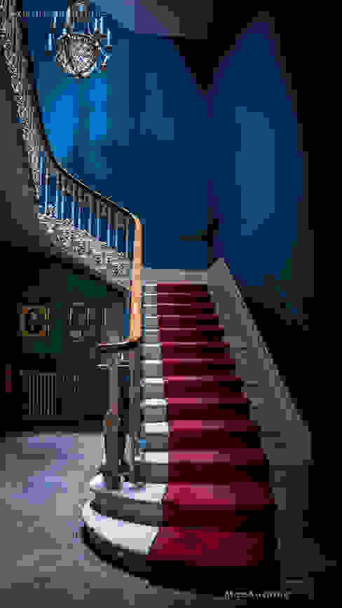 Victorian Staircase MacAusland Design Trap