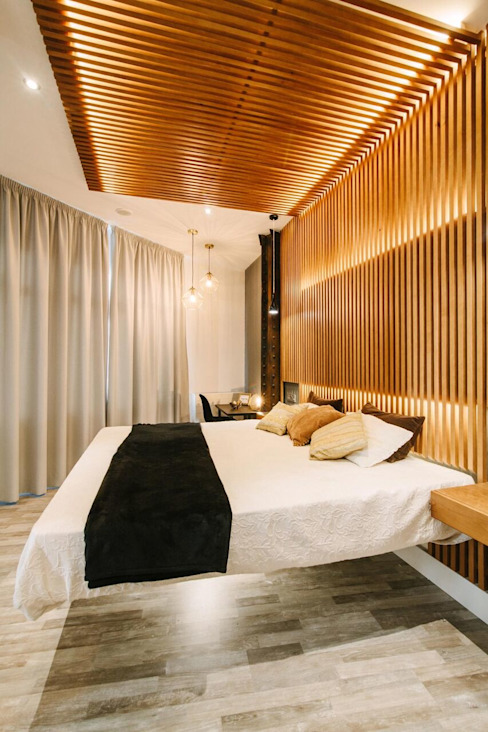 Arquiteknum Consultores SL Modern style bedroom