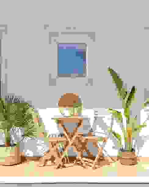 Alpendre ABITAH |Garden and Interior Design Jardins mediterrânicos