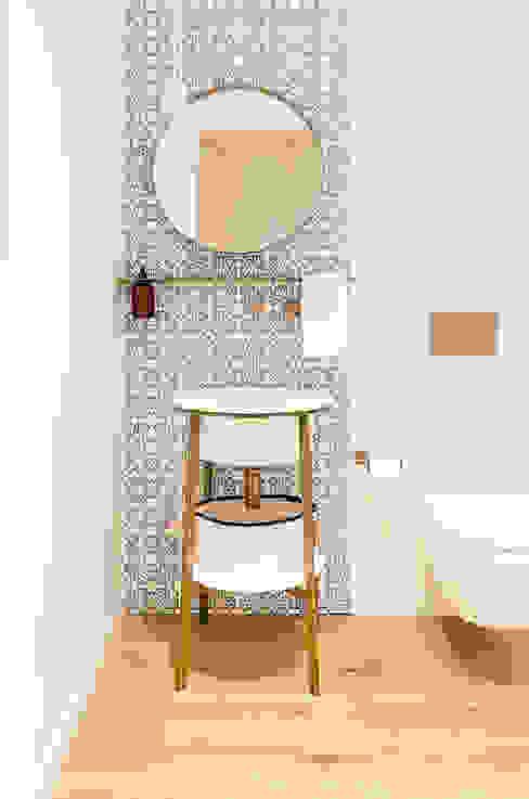 locatelli pepato Modern Bathroom Ceramic White