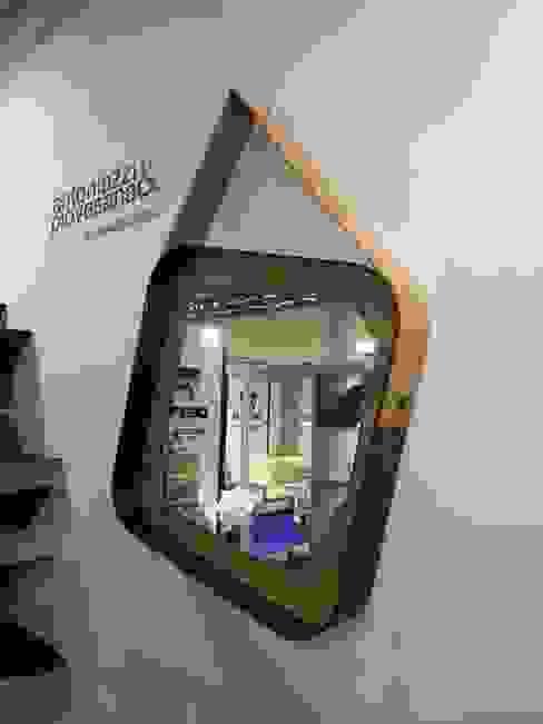Specchio Fifty Roberto Corazza Soggiorno moderno