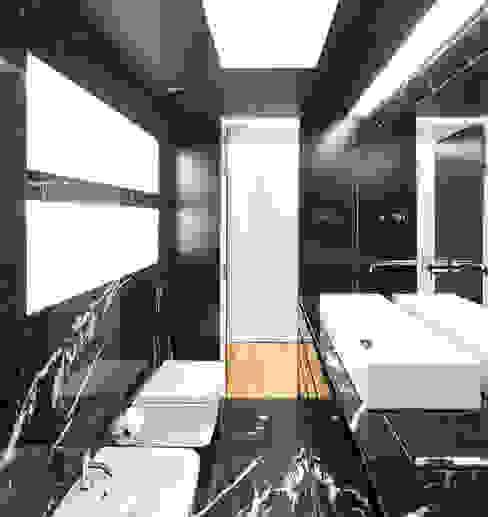 Torneiras Flow da Water Evolution Casas de banho modernas por Padimat Design+Technic Moderno Cerâmica