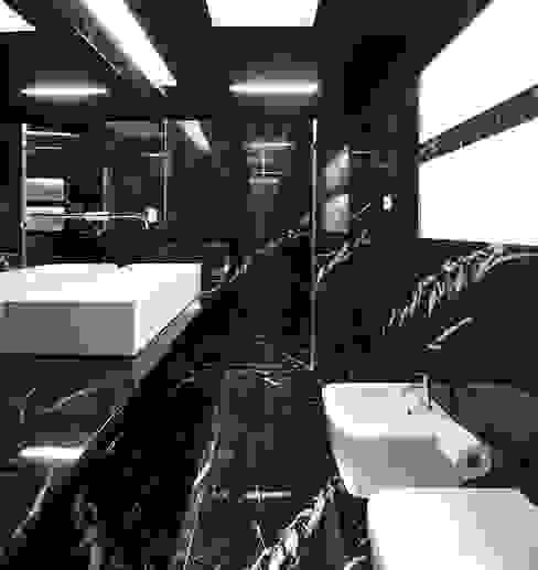 Resguardos Umbrella da Water Evolution Casas de banho modernas por Padimat Design+Technic Moderno Cerâmica