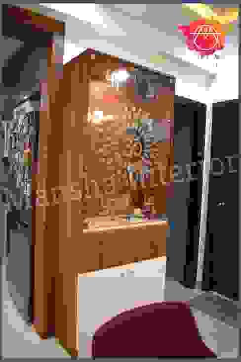 Temple Unit! Modern living room by Mansha Interior Modern