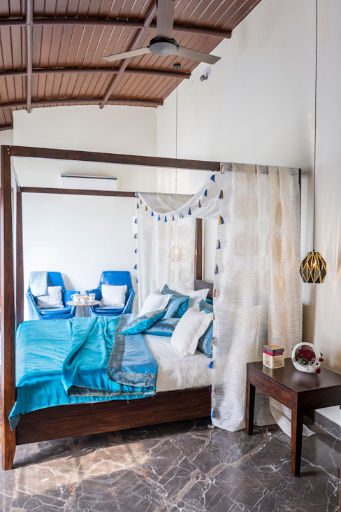 Bedroom Modern style bedroom by Art Space Design studio Modern