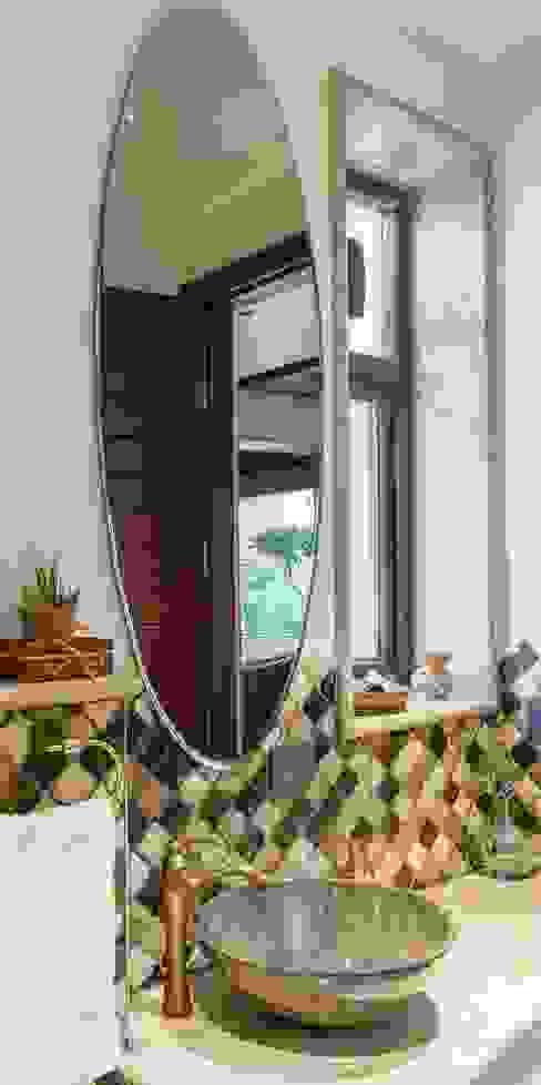 Bathroom with a view Modern bathroom by Art Space Design studio Modern