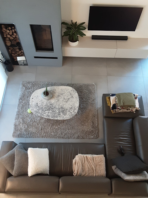 StudioA di Annalisa Mapelli Modern living room