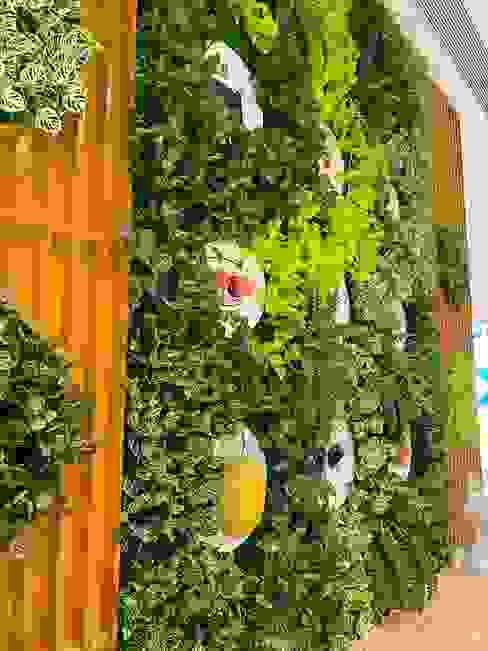 Sunwing Industrial Co., Ltd. Торгові центри Пластик Зелений