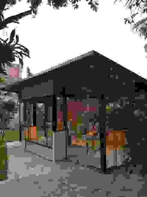 QUIOSQUE GOURMET Casas modernas por ARQMPC - arquiteto Marcelo Corrêa Moderno