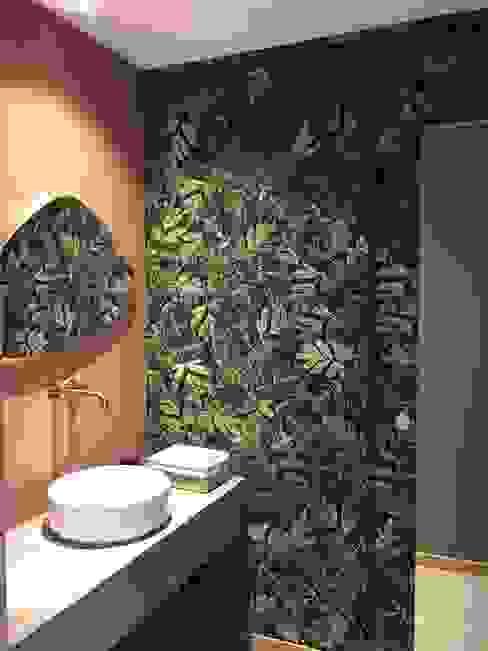 Bagno Bagno eclettico di Studio Zay Architecture & Design Eclettico Ceramica