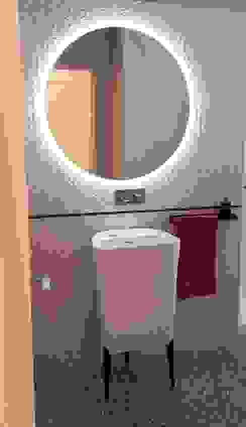 Il bagno StudioA di Annalisa Mapelli Bagno moderno