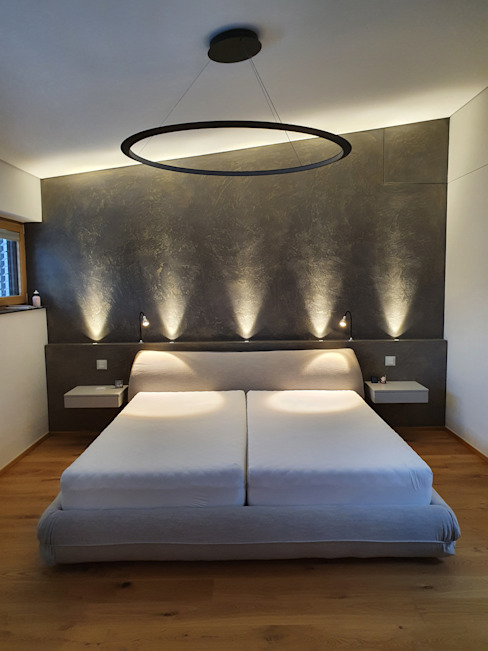 DRECHSLER INTERIORS Modern style bedroom