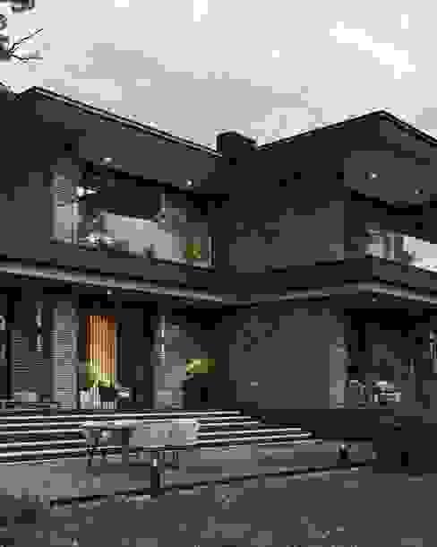 HAFİF ÇELİK EV Vega Çelik Prefabrik Villa