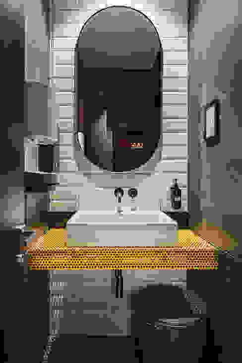 manuarino architettura design comunicazione Gastronomi Gaya Industrial Besi/Baja Yellow