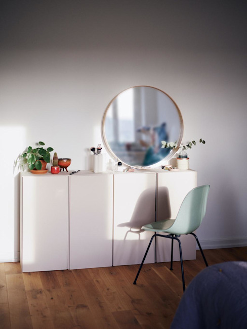 Designservice+ Modern dressing room