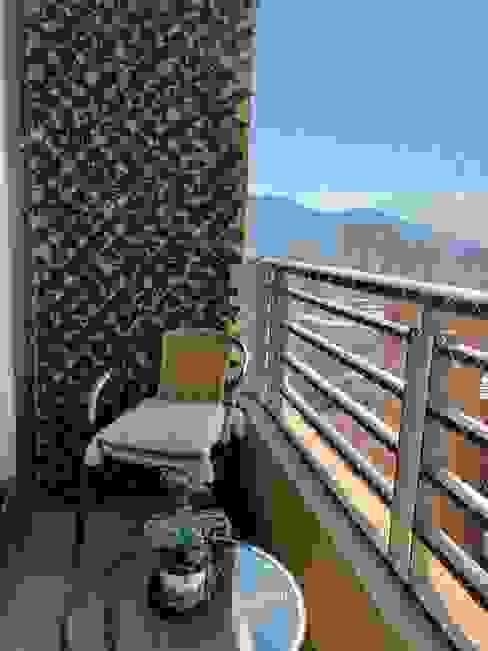 Terraza Gabi's Home Venezuela Balcones y terrazas de estilo moderno