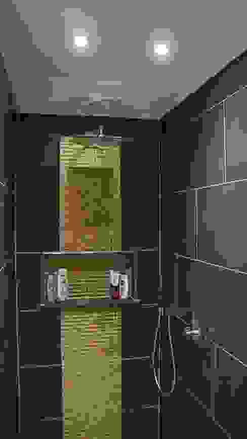 Beleuchtung Dusche Moderne Badezimmer von DeLiko - Deutsches Lichtkontor GmbH Modern