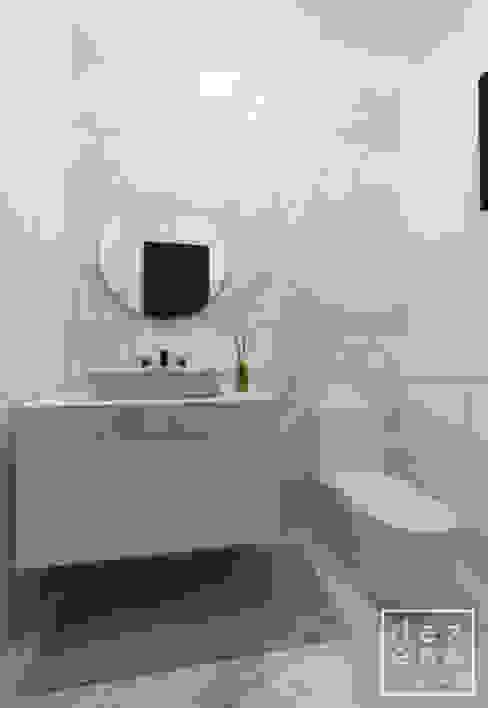 TOILET Modern style bathrooms by Dezeno Sdn Bhd Modern