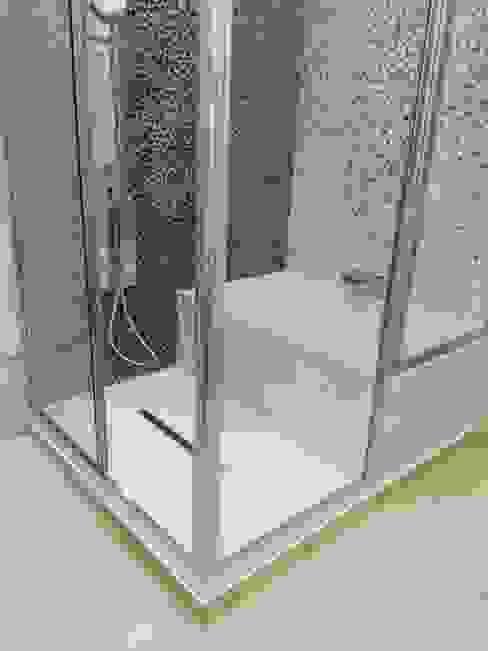 Vasca da bagno in resina 2Emme Edilizia srl Bagno moderno