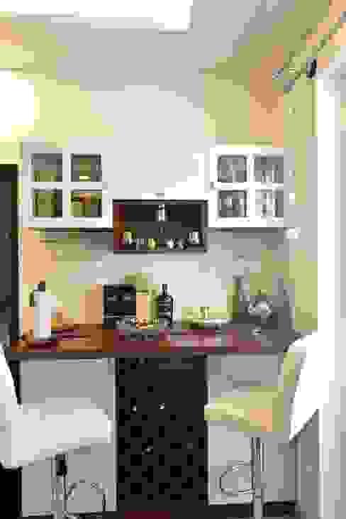 Salarpuria Greenage www.gozelo.com Classic style wine cellar