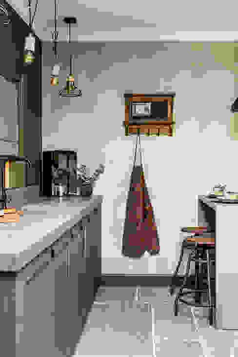 Silverplate, Marrakech Walls Pure & Original Eclectische keukens