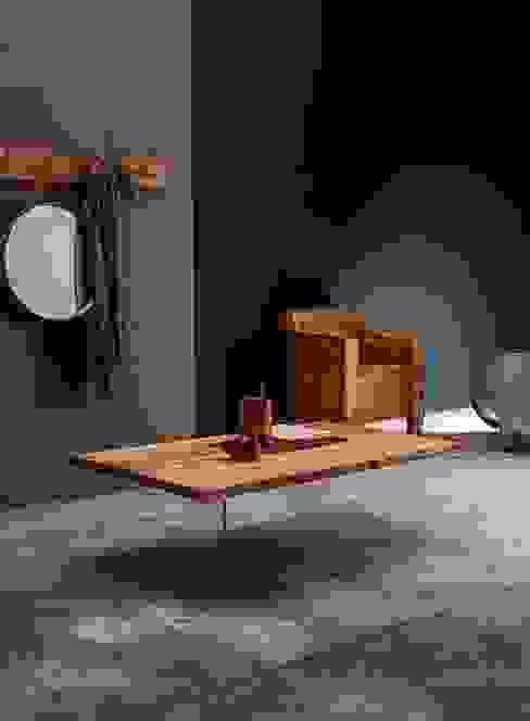 Coffee tables Tanno Arredamenti Soggiorno in stile rustico