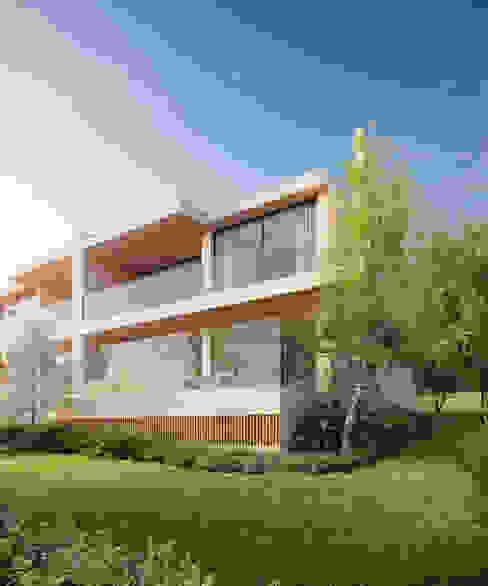 Projeto Moradia para construção Propriété Générale International Real Estate Casas modernas