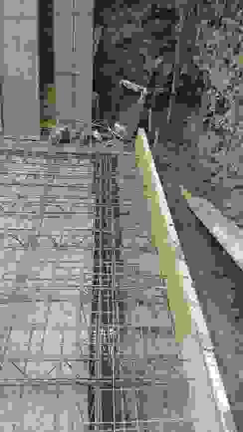 Proceso de construcción MARATHON DESARROLLO URBANO, S.A. DE C.V. Casas de campo