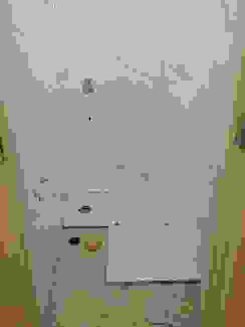 Colocação de azulejo e loiças Home 'N Joy Remodelações Casas de banho clássicas