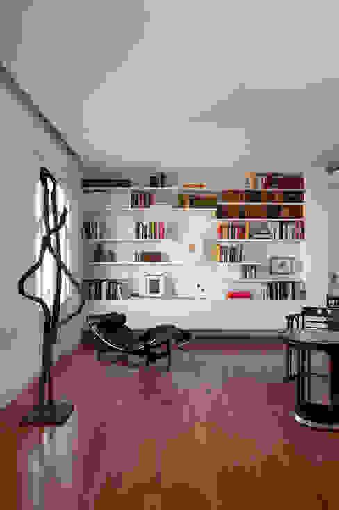 Casa GP Studio Romoli Architetti Soggiorno moderno