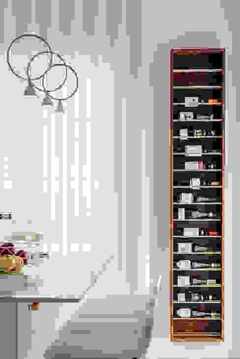 Portabottiglie di vino di manuarino architettura design comunicazione Minimalista Legno Effetto legno