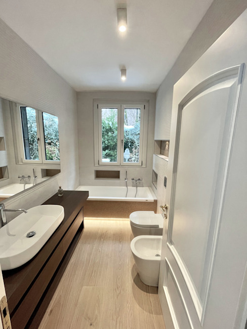 Bagno 1 Yome - your tailored home Bagno moderno